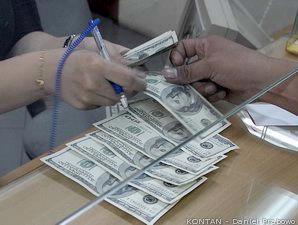 Perdagangan valas bank standar