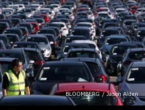 ATPM Berlomba Jual Mobil di PRJ