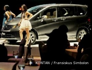 Honda Rilis Model Freed Anyar