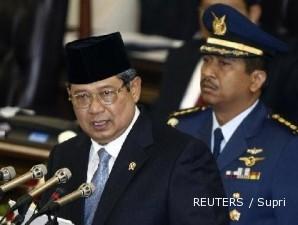 16 Agustus, SBY Pidato Dua Kali
