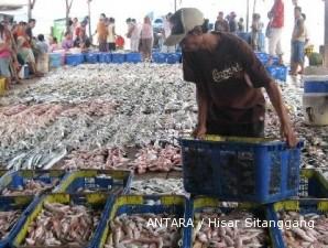 Harga pakan ikan naik per September