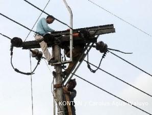Meteran listrik datang, setrum PLN siap dipasang