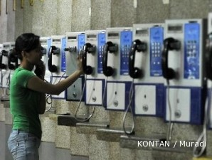Pendapatan layanan korporasi Telkom dipatok naik 5-10%