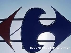 Tesco masuk persaingan untuk caplok Carrefour