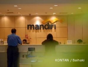 Hingga Agustus, remittance Bank Mandiri US$ 1,7 miliar