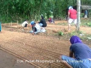 Cocomesh tingkatkan nilai jual sabut kelapa