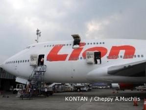 Lebaran, Lion tambah 150 penerbangan