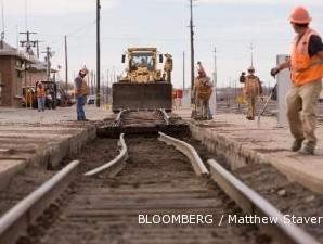 Target pendapatan kereta api tak tercapai