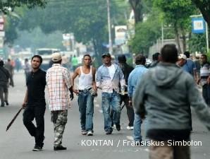 Jakarta. lurah dan camat harus berperan aktif mencegah konflik