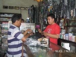 Sentra alat pancing dengan harga terjangkau (1)