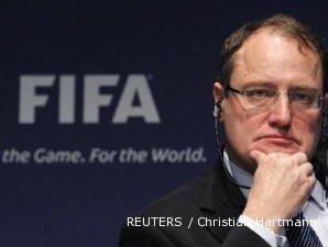Terlibat korupsi, enam pejabat FIFA dihukum