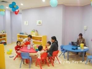 Menjaga untung dari usaha penitipan anak