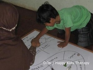 Bisnis terapi anak berkebutuhan khusus kian mengembang