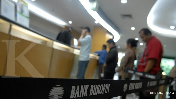 Batal rilis obligasi, Bank Bukopin (BBKP) siap rights issue