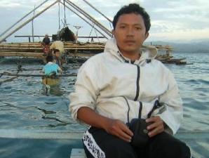 Rahman Dako, putra Gorontalo yang peduli masyarakat pesisir