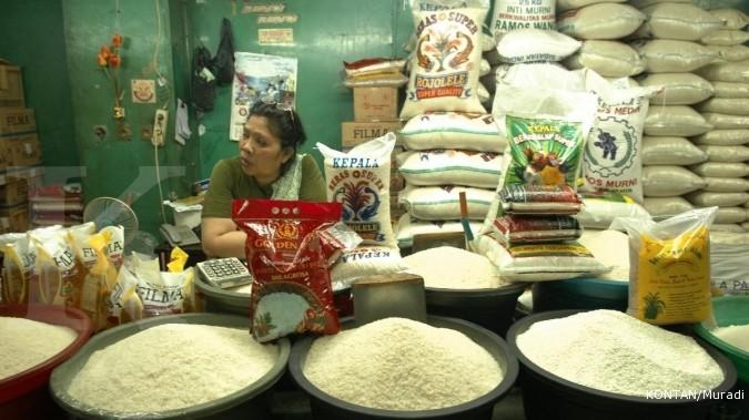 Harga pangan naik tak terbendung