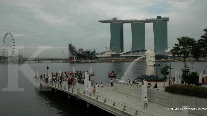 Batam, Bintan, Karimun jadi target Singapura