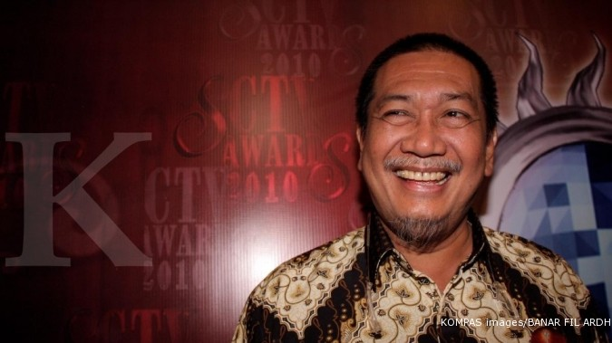 Deddy Mizwar most popular in Indo Barometer survey