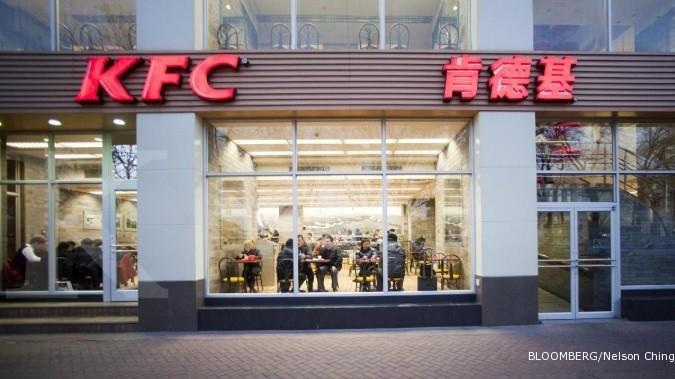 KFC kurangi pemasok ayam dari China