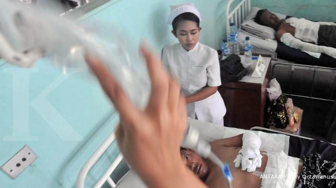 AGII perbesar pangsa gas industri rumah sakit