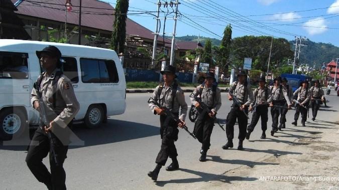 Anggota Brimob tewas ditembak KKB di Papua