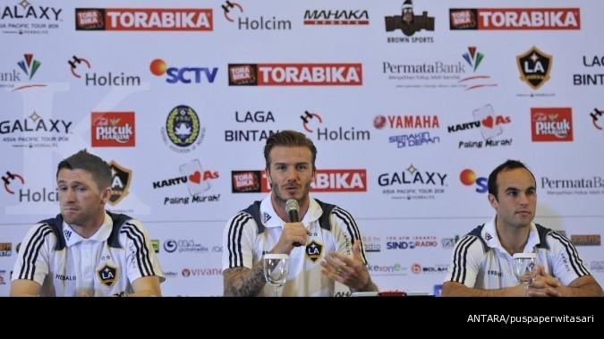 Kekayaan Beckham ungguli Messi dan Ronaldo