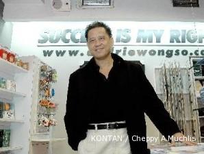 Andrie Wongso sukses membangun usaha berbekal kata mutiara