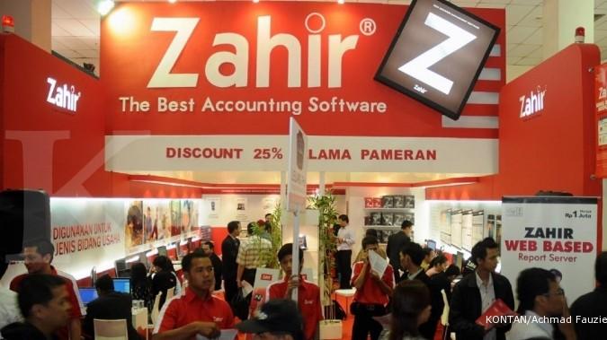 Zahir Online permudah kelola bisnis secara instan