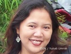 Yuliati Umrah, melatih anak jalanan agar punya penghasilan