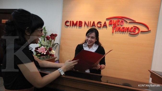 CIMB Niaga Auto Finance (CNAF) segera merilis pembiayaan kendaraan ramah lingkungan