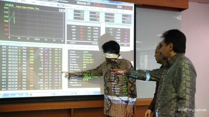 JAWA Jaya Agra (JAWA) catat rugi Rp 89 miliar semester I