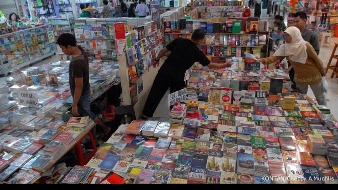 Toko Buku Gramedia hadir di mal Alam Sutera