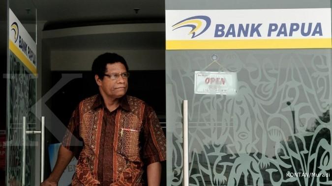 Dua Direktur Bank Papua Dinonaktifkan