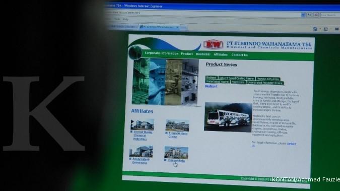 ETWA mulai menjajaki peluang ekspor biodiesel