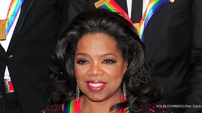 Oprah untung 71% dari Gustav Klimt