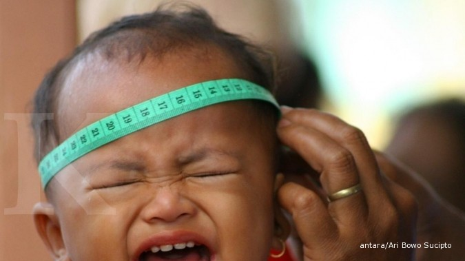 Kenali penularan polio dan gejalanya