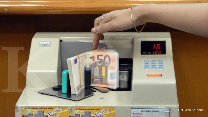 Sterling tertekan di hadapan euro