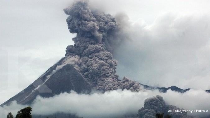 Prediksi Gunung Merapi akan meletus mendekati kenyataan