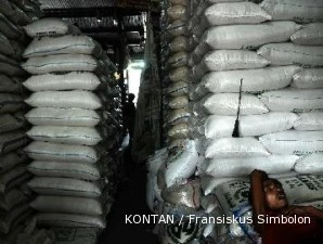Panen usai, harga beras mulai menanjak
