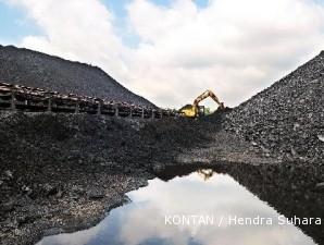 Produksi batubara Indonesia sebanyak 75% untuk pasar ekspor