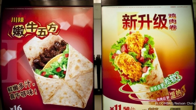 mcdonald s and kfc recipes for success in china