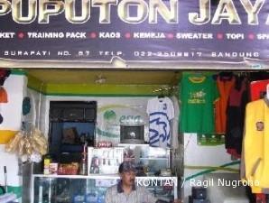 Sentra sablon Bandung: Order dari luar Bandung lebih ramai (2)