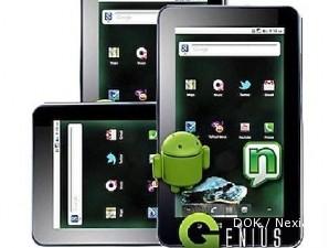 Tablet android pertama dari Nexian