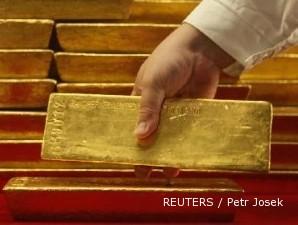Harga emas bisa US$ 1.600 bulan ini