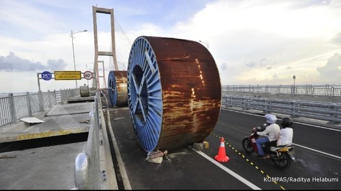 Sarana Global investasi infrastruktur kabel laut