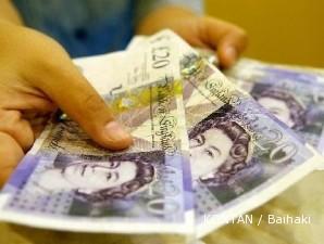 Franc Swiss dan poundsterling tergerus sentimen Euro