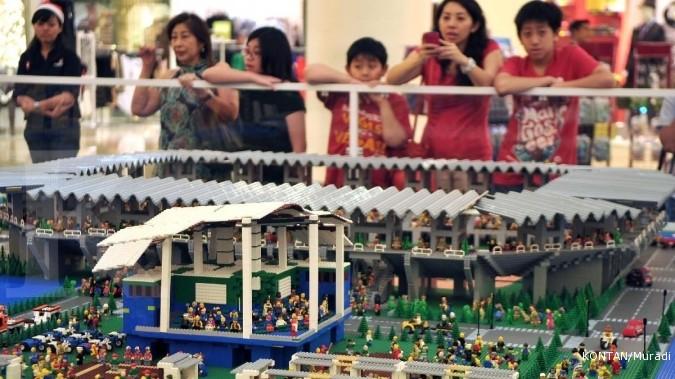 Ini dia ciri Lego yang bisa jadi investasi