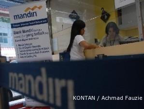 Bank Mandiri kucurkan kredit Rp 276,7 triliun