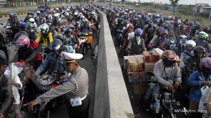 Arus menuju Jembatan Suramadu macet hingga 12 Km