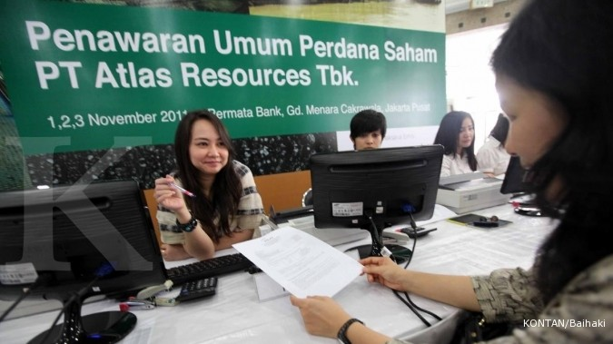 ARII private placement Rp 114 miliar